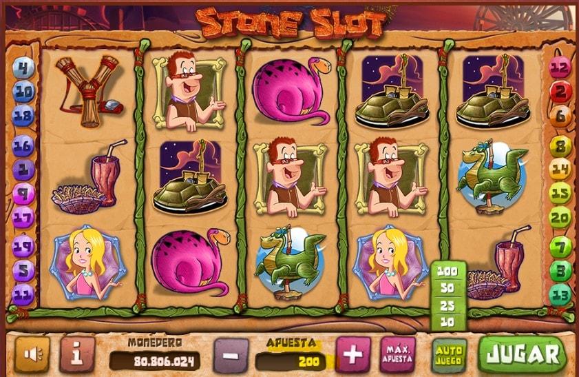 stone slot auto play